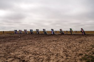 Cadillac Ranch, Amarillo (Texas)
