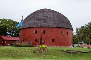 Round Barn, Arcadia (Oklahoma)