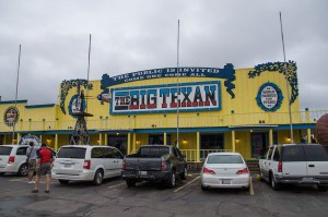 Big Texan, Amarillo (Texas)