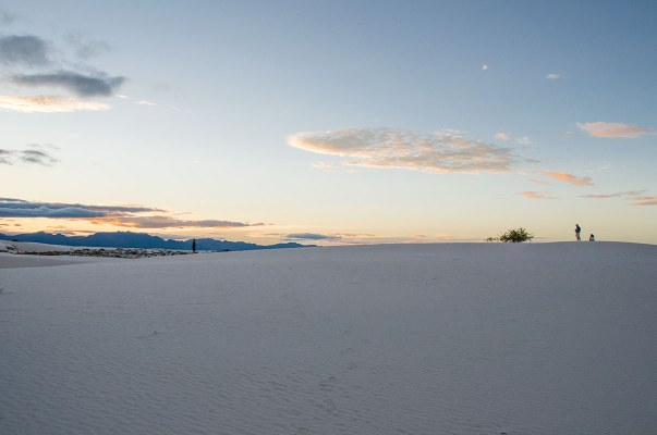 White Sands National Monument, Alamogordo (New Mexico)