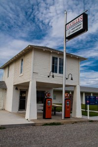 Lucille's Service Station, Hydro (Oklahoma)