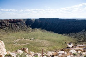 Meteor Crater, Meteor City (Arizona)