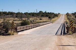 Route 66, Querino dirt Road, Houck (Arizona)