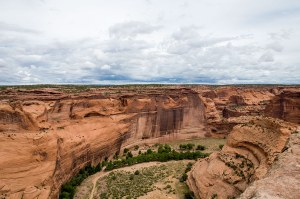 Canyon de Chelly, White House Overlook (Arizona)