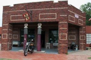 DX Seaba Station, Chandler (Oklahoma)