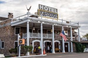 El Rancho Hotel, Gallup (New Mexico)