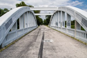 Marsh Rainbow Bridge (Riverton, KS)