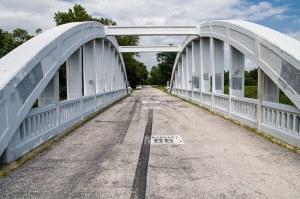 Marsh Rainbow Bridge (Riverton, KS)