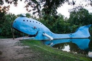 Blue Whale, Catoosa (Oklahoma)