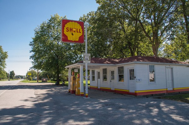Soulsby Service Station, Mt. Olive (Illinois)