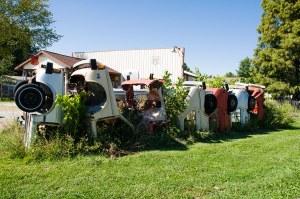 Henry's Rabbit Ranch, Staunton (Illinois)