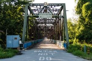 Chain of Rock Bridge, St. Louis (Missouri)