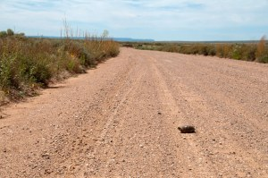 Unpaved Route 66, Glenrio - San Jon (Texas - New Mexico)