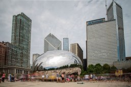 Cloud Gate (The Bean), Chicago