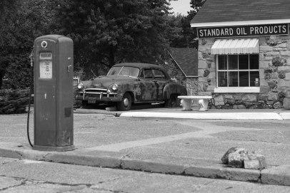 Route 66 - Wagon Wheel Motel, Cuba (Missouri)