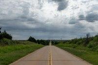 Route 66 - El Reno - Hydro (Oklahoma)
