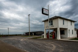 Route 66 - Lucille's Service Station, Hydro (Oklahoma)
