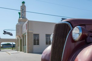 Route 66 - Shamrock (Texas)