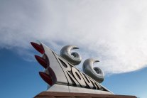 Route 66 - Route 66 Monument, Tucumcari (New Mexico)