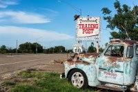 Route 66 - Tucumcari Trading Post, Tucumcari (New Mexico)