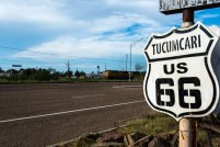 Route 66 - Tucumcari Trading Post, Tucumcari (New Mexico)