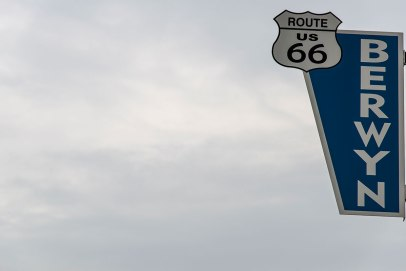 Route 66 - Berwin (Illinois)