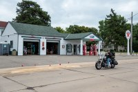 Route 66 - Ambler's Texaco Gas Station, Dwight (Illinois)