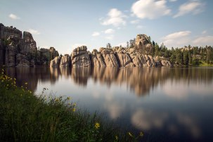Sylvan Lake, Custer State Park (South Dakota)