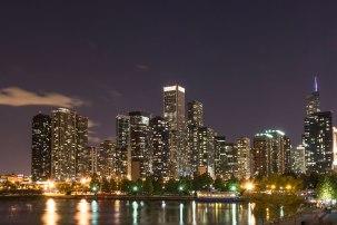 Chicago dal Navy Pier