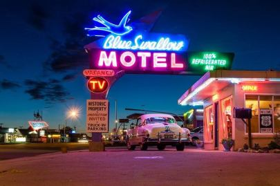 Blue Swallow Motel - Tucumcari