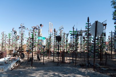 Bottle Tree ranch - Oro Grande