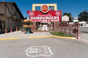 1° McDonald's - San Bernardino