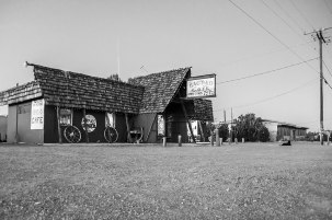 Bagdad Cafè - Newberry Springs
