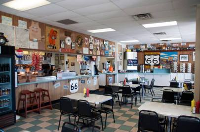Cozy Dog Drive In - Springfield