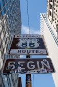 "Chicago ""Begin"" - Adams Street"