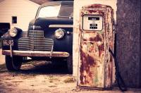 Mobil Gas Station - Odell