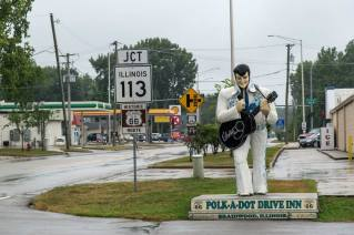 Polk-A-Dot Drive In - Braidwood