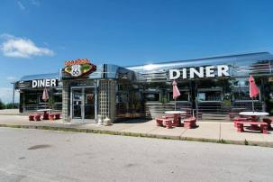 Route 66 Diner - St. Robert