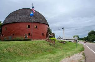 The Round Barn - Arcadia
