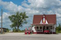 Marathon Gas Station - Commerce