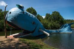 The Blue Whale - Catoosa