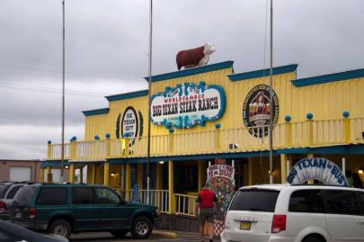 Big Texan - Amarillo