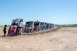 Cadillac Ranch - Amarillo