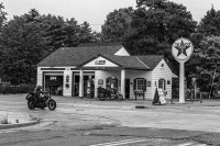 Ambler's Texaco Gas Station, Dwight (Illinois)