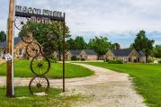 Wagon Wheel Motel, Cuba (Missouri)