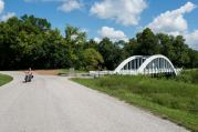 Rainbow Bridge, Baxter Springs (Kansas)