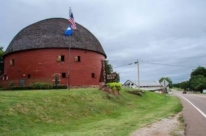 The Round Barn, Arcadia (Oklahoma)