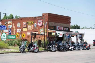 Sandhill Curiosity Shop, Erick (Oklahoma)