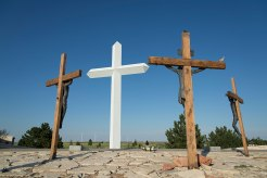 The Giant Cross, Groom (Texas)