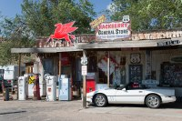 Hackberry General Store (AZ) - Agosto 2016
